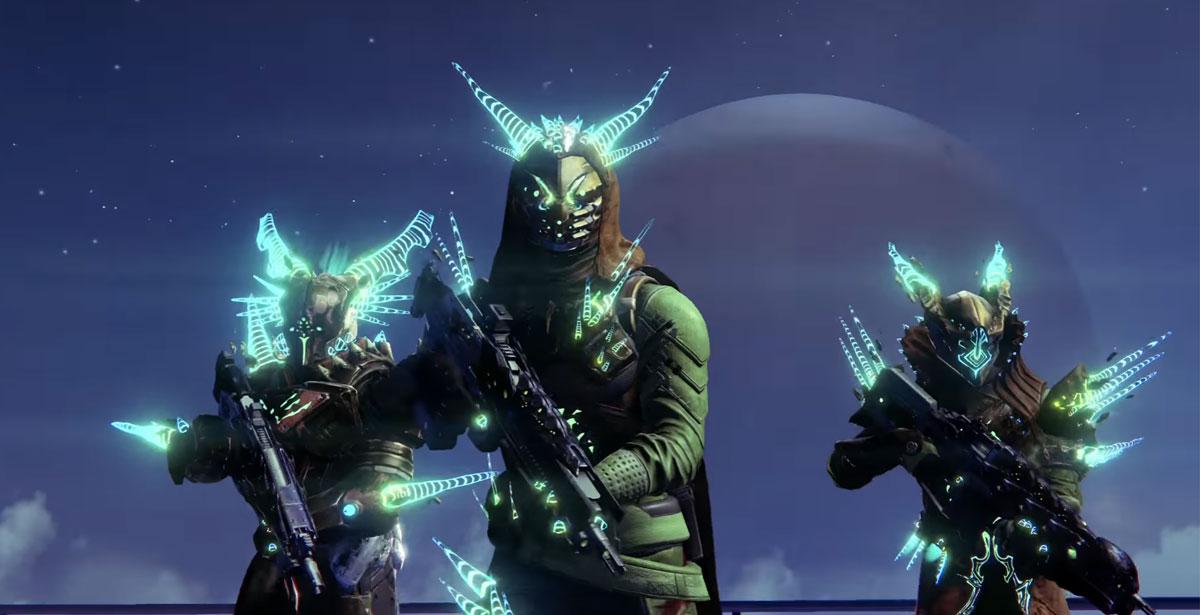 destiny age of triumph launch trailer | the nexus